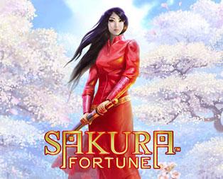 Sakura Fortune Free Spins Canada