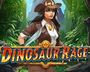 Dinosaur-Rage Kolikkopeli