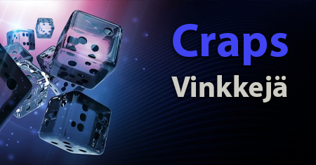 Craps Vinkkeja