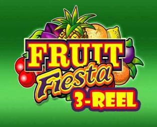 Fruit Fiesta 3 Reel Kolikkopeli
