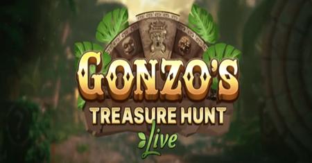 Gonzos-treasure-hunt-live