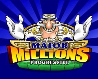 Major Millions Kolikkopeli