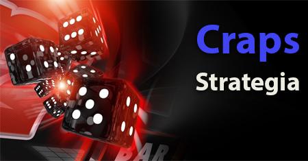 Craps Strategia
