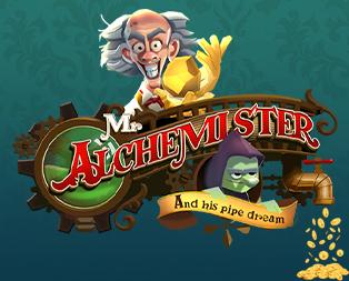 Mr Alchemister Kolikkopeli ilmaiskierrokset